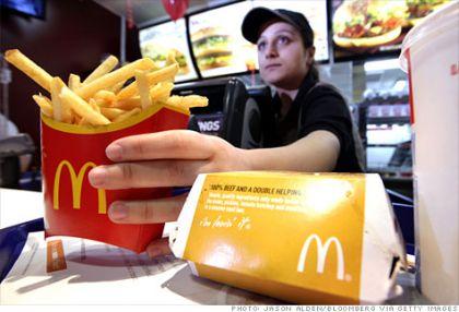 MIUR e McDonald's in combutta per il lavoro gratuito