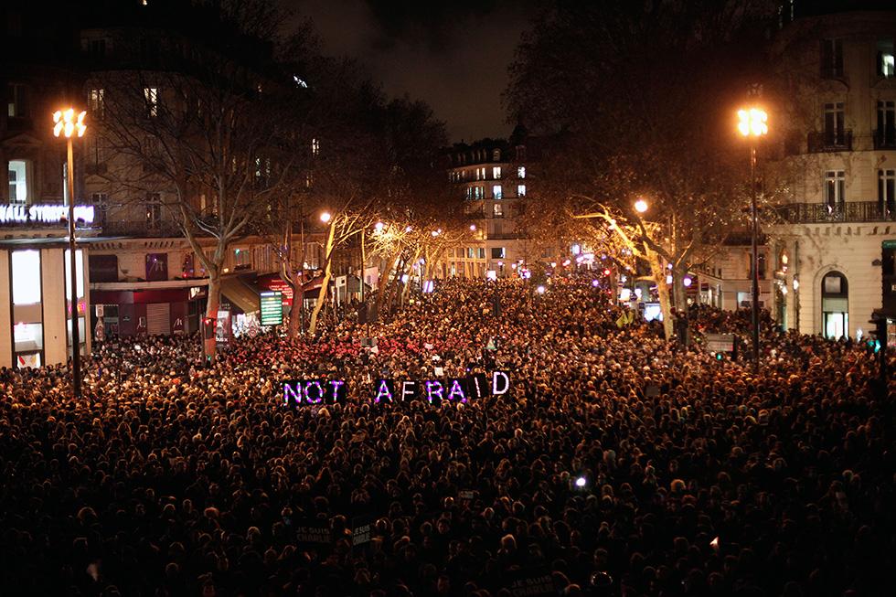 Parigi, Charlie Hebdo