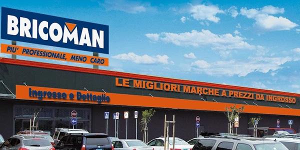 Lavoro bricoman cerca allievi capo settore in italia for Bricoman milano