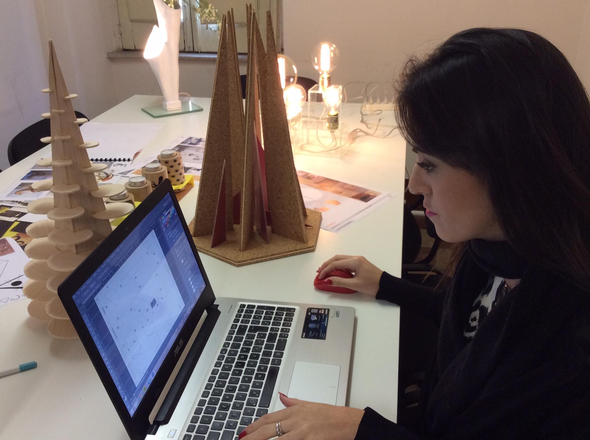 Flavia dal brasile a catania per studiare design liveunict - Studiare interior design ...