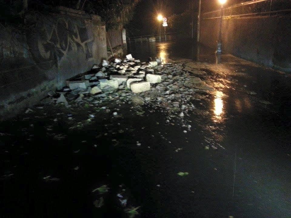 Allerta meteo la terrificante notte di catania e for Affitti arredati catania e provincia