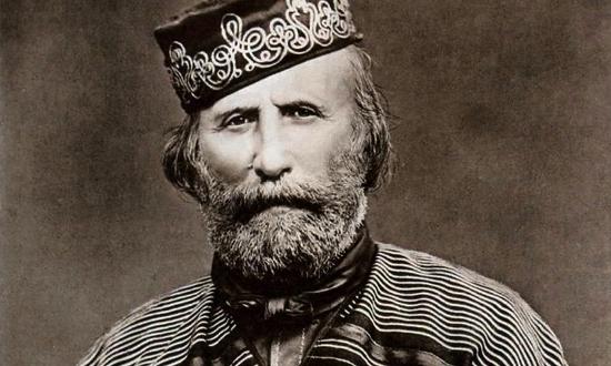 Mazzini And Garibaldi
