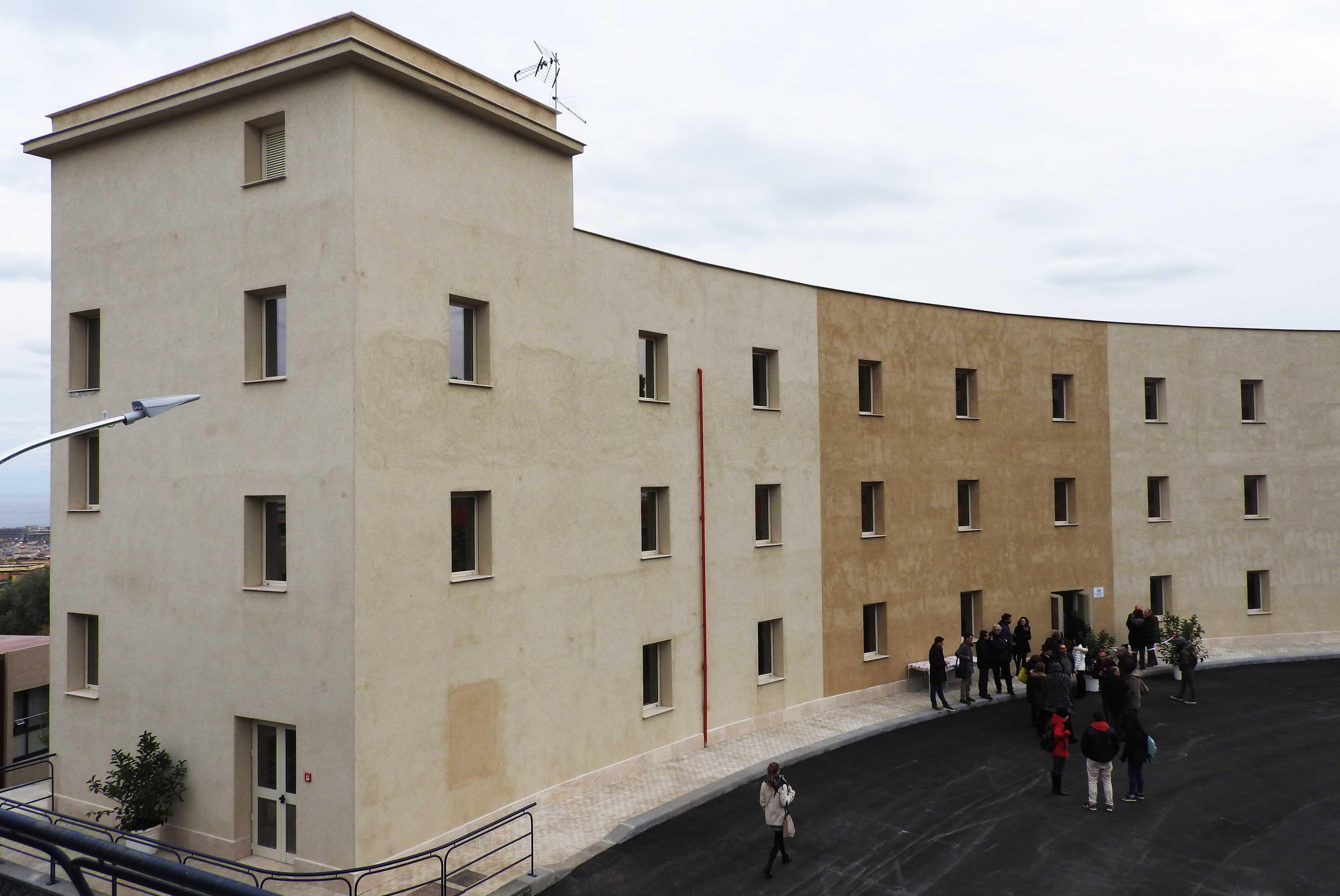 Ersu Alla Cittadella Universitaria Inaugurata Nuova Ala